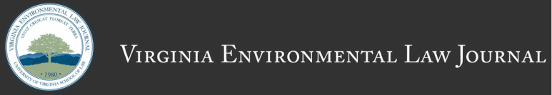 Virginia Environmental Law Journal